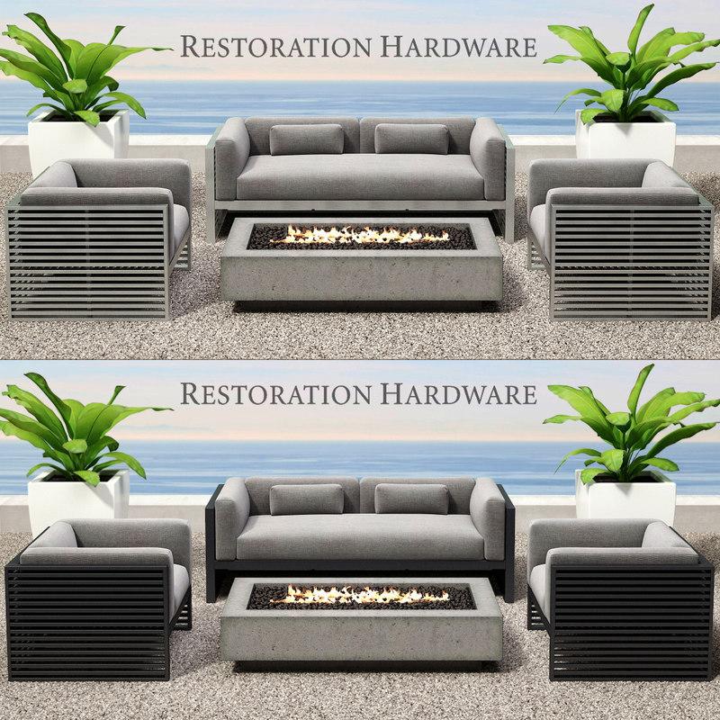 outdoor furniture cadiz lounge chair max