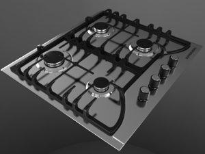 kitchen kuppersberg ts 63 3d max