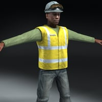Construction Worker G