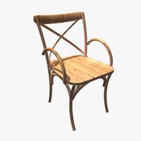 tubular chair max