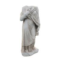 3d headless statue 2 model