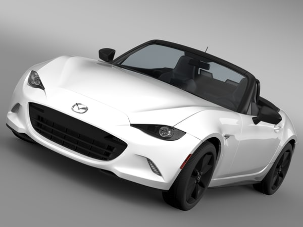 3ds mazda mx 5 maita
