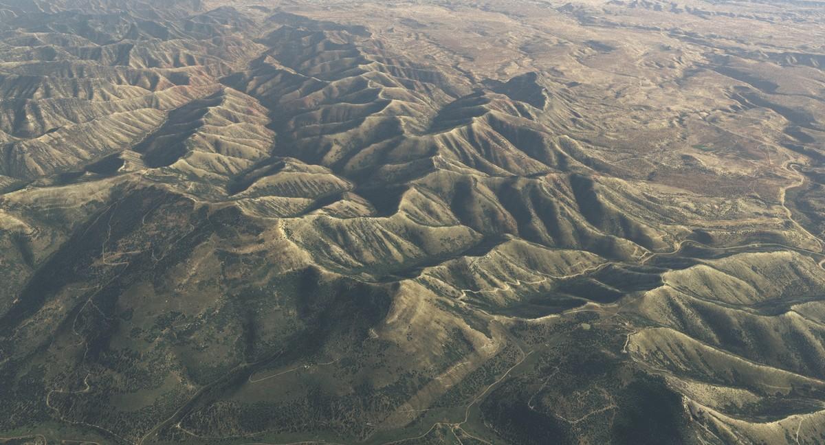 3d max large scale utah terrain