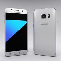samsung galaxy s7 3d fbx