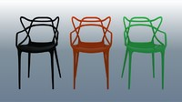 kartell masters chair max