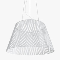 SPIKE | LED metal pendant lamp