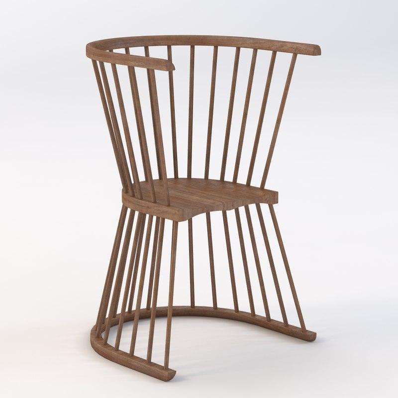 max flip garden chair