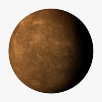 mercury 16k 3d c4d