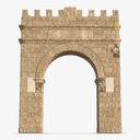 arch 3D models