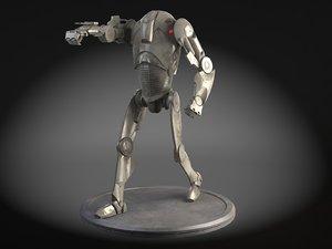 lwo droid battle b2