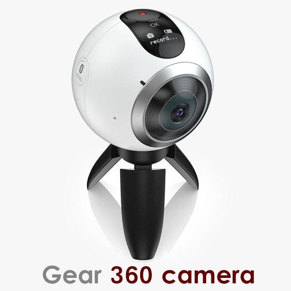 3d model camera edge