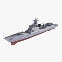 Type 45 3D models