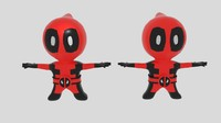 3ds mini deadpool