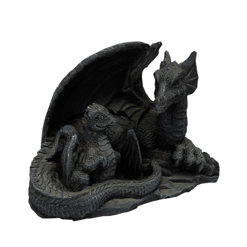 dragon statue 3d max