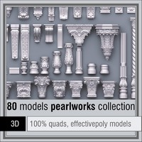 1D Pearlworks collection (80 items)
