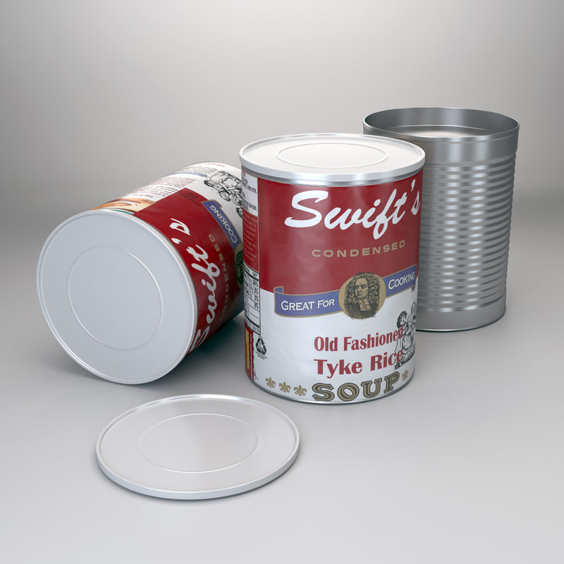 canned food x