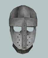 3d merc helmet model