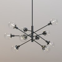 Sonneman ORB 10 Pendant Light