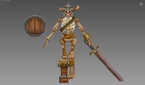 skeleton max