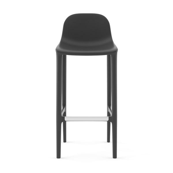 3d model broom barstool chair