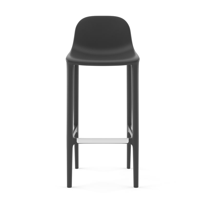 3d model broom barstool chair