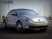 3d volkswagen beetle model