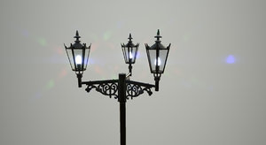 street light 3d 3ds