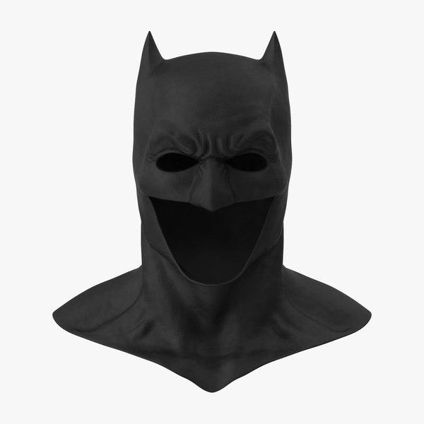 batman cowl max