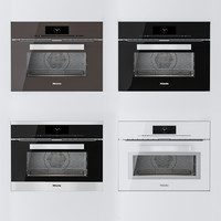 miele oven 3d max