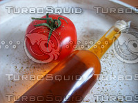 Tomato and olive oil