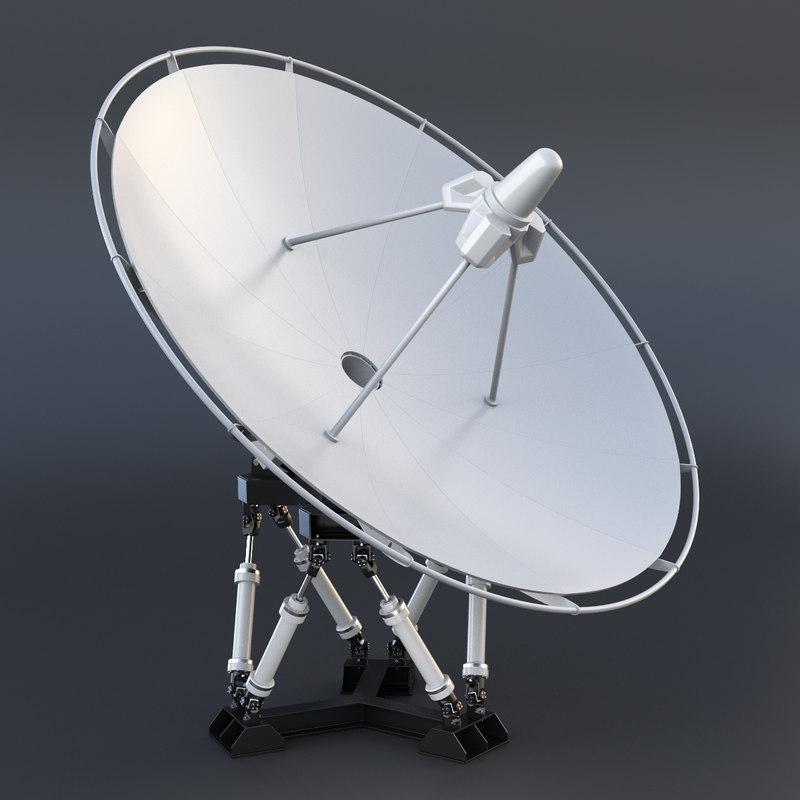 satellite dish max