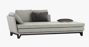 3d sofa littoral
