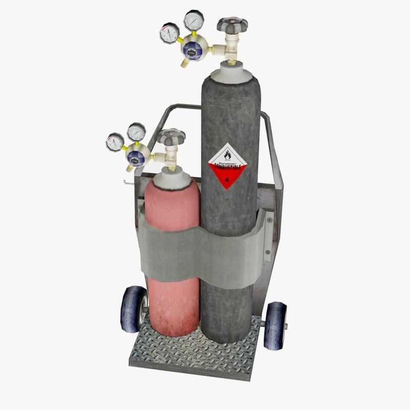 max oxygen acetylene cutter