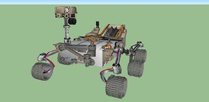 3d 3ds rover