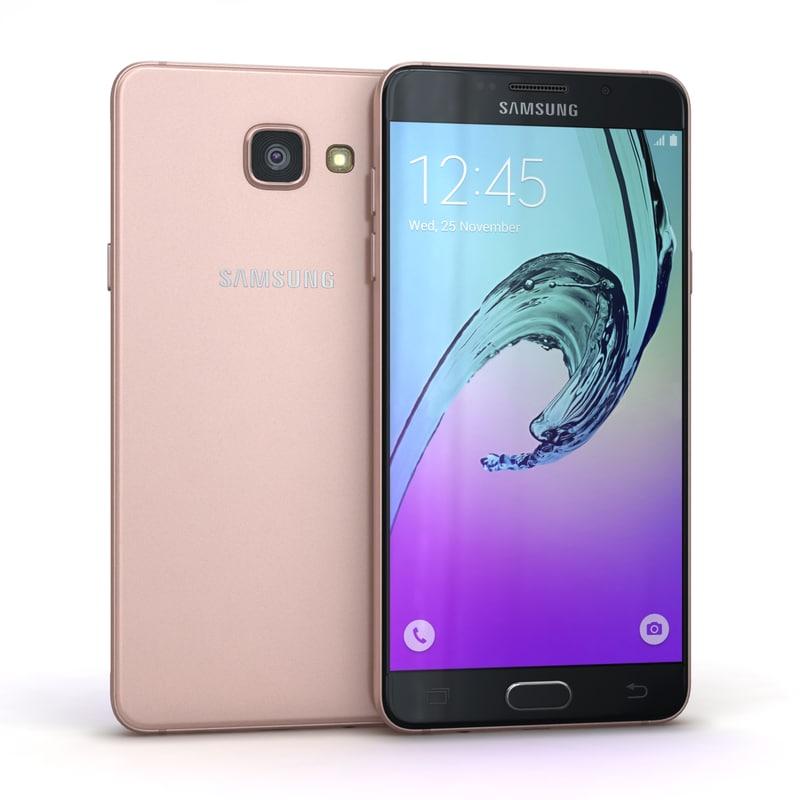 samsung galaxy a5 2016 3d 3ds