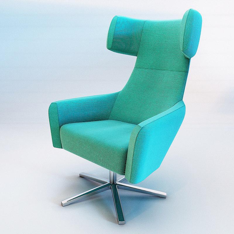 3d Havana Chair