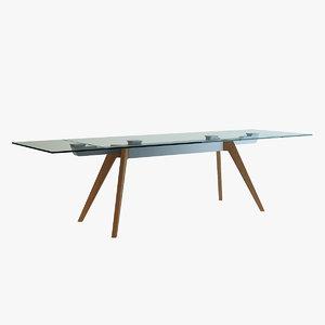 max pianca delta table wood