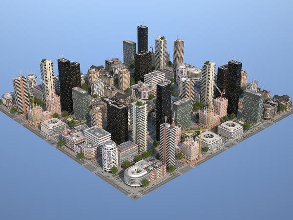3d city kc9