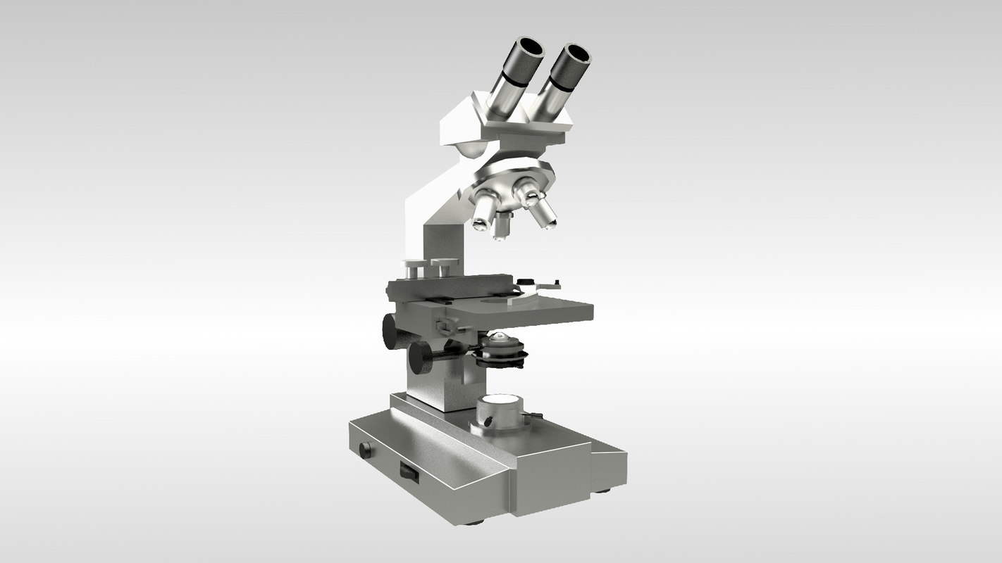 3ds microscope animation