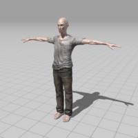 free x model zombie