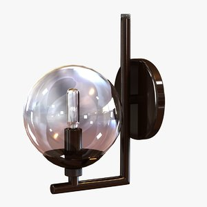 sconce quimby wall outdoor lamp max