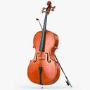 Cello 3D models
