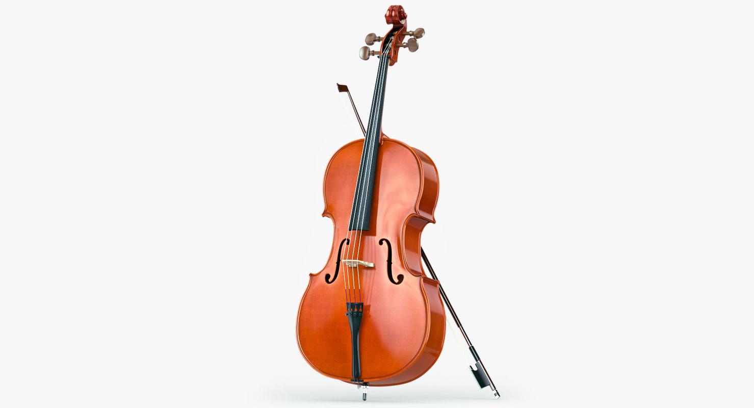cello 3d max