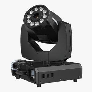 led fog machine generic max