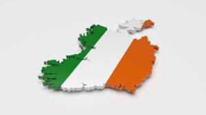 ireland flag 3ds