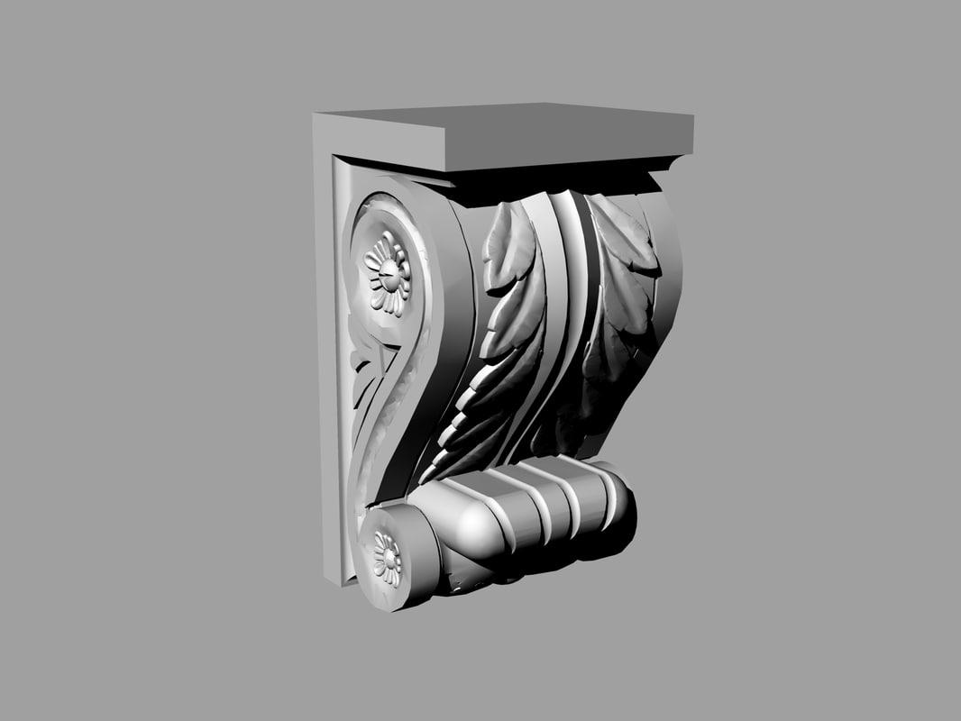 relief cnc 3d 3ds