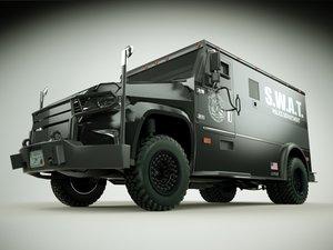 generic swat truck max