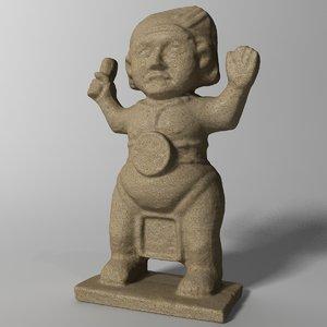 max statuette statue