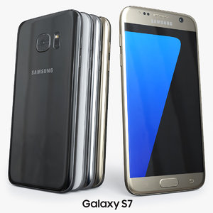 samsung galaxy s7 3d max