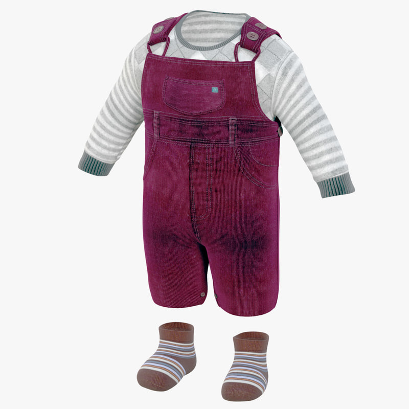 baby clothes 1 x
